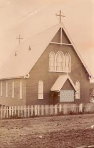 All Saints 2nd Church 1905-1961